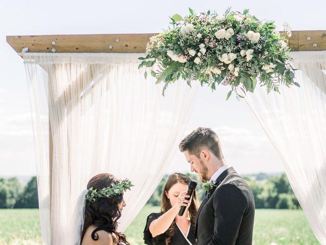 Brian and Jessica's wedding in Bradford, Ontario 21