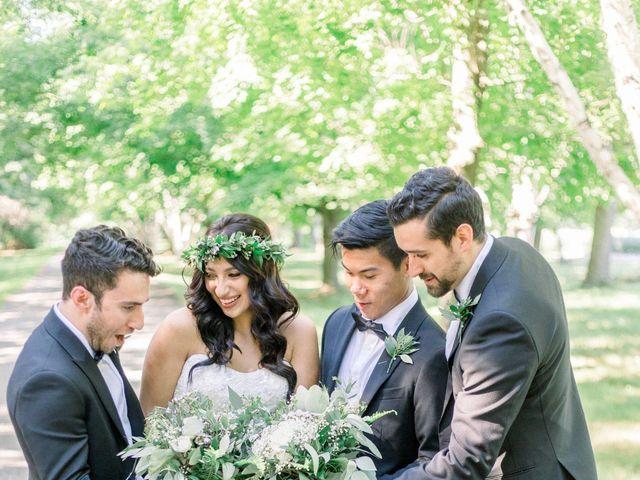 Brian and Jessica's wedding in Bradford, Ontario 29