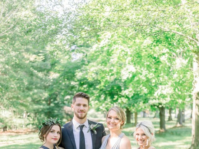 Brian and Jessica's wedding in Bradford, Ontario 30