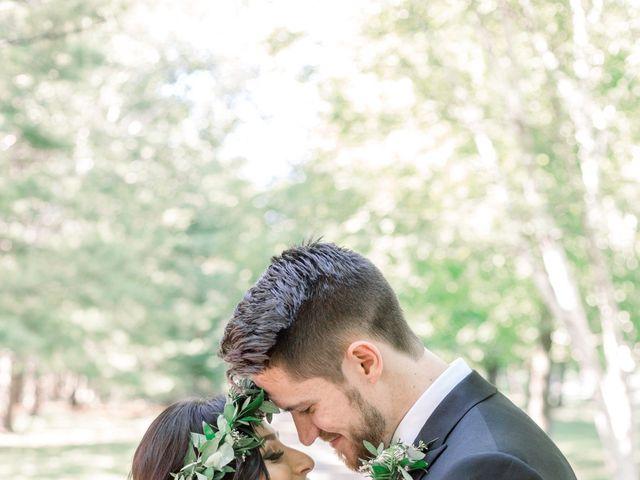 Brian and Jessica's wedding in Bradford, Ontario 33