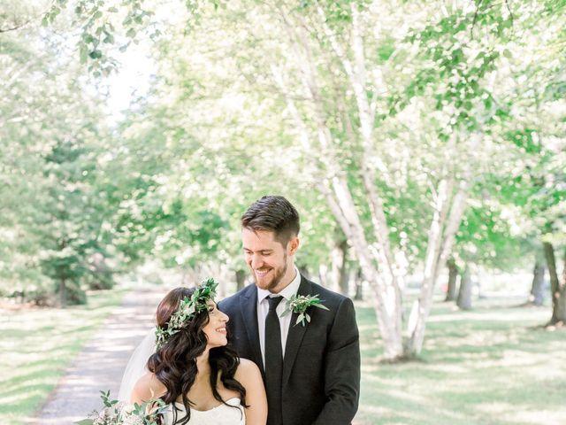 Brian and Jessica's wedding in Bradford, Ontario 35