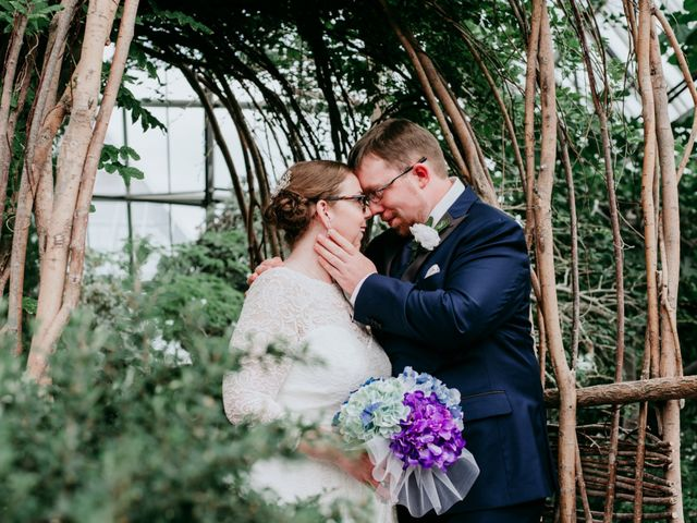 The wedding of Melanie and Duncan