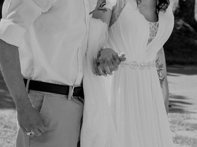 Lucas  and Kaitlynn's wedding in Wallace, Nova Scotia 8