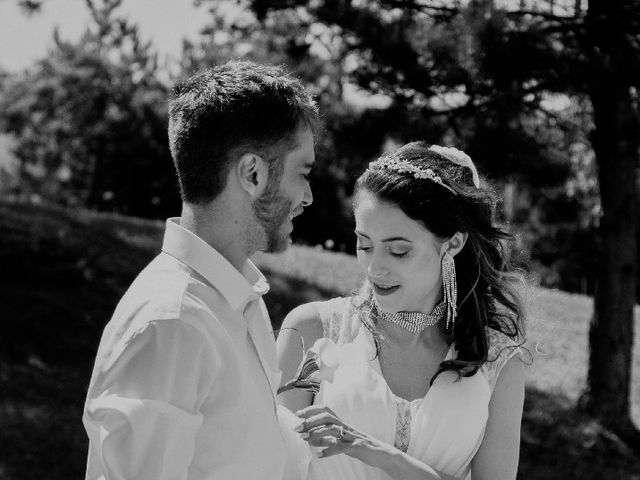 Lucas  and Kaitlynn's wedding in Wallace, Nova Scotia 9