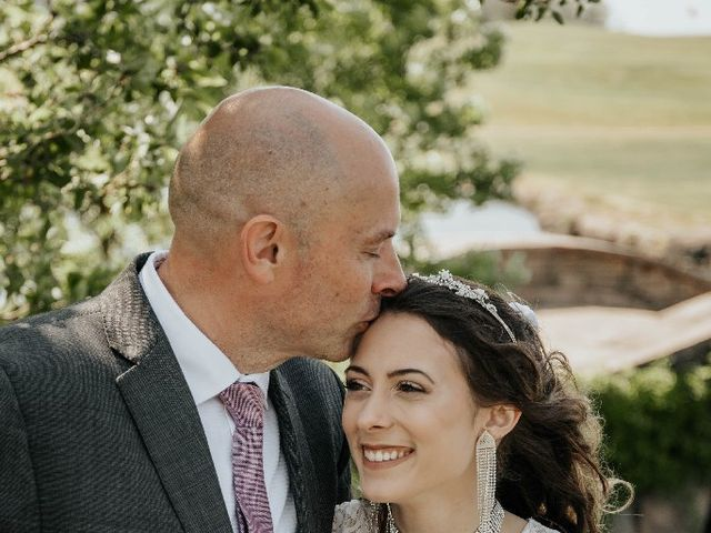 Lucas  and Kaitlynn's wedding in Wallace, Nova Scotia 10