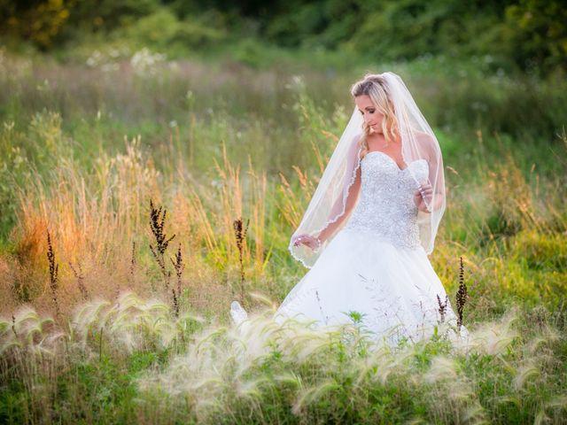 Garrett and Kayla's wedding in Alliston, Ontario 1