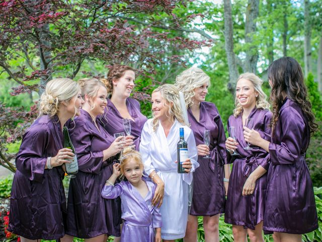 Garrett and Kayla's wedding in Alliston, Ontario 4