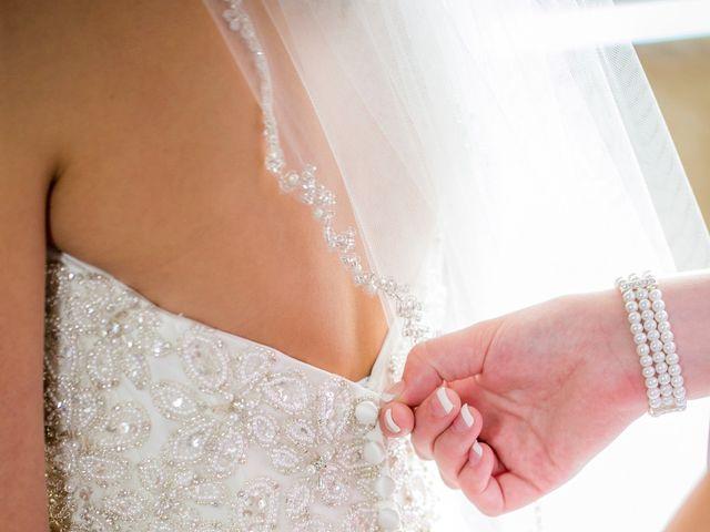 Garrett and Kayla's wedding in Alliston, Ontario 7