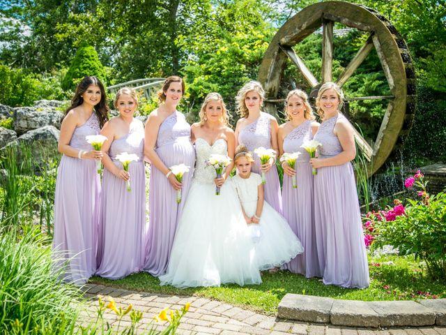 Garrett and Kayla's wedding in Alliston, Ontario 17