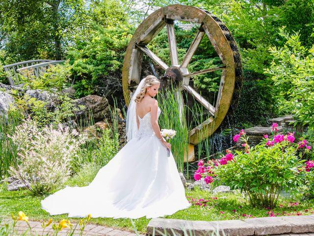 Garrett and Kayla's wedding in Alliston, Ontario 19