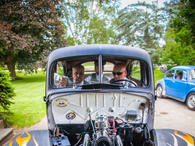 Garrett and Kayla's wedding in Alliston, Ontario 27