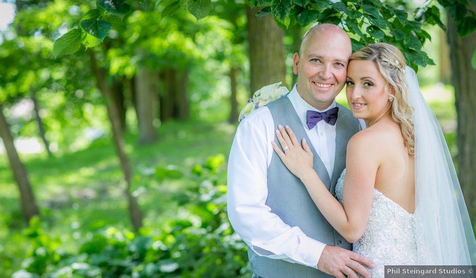 Garrett and Kayla's wedding in Alliston, Ontario