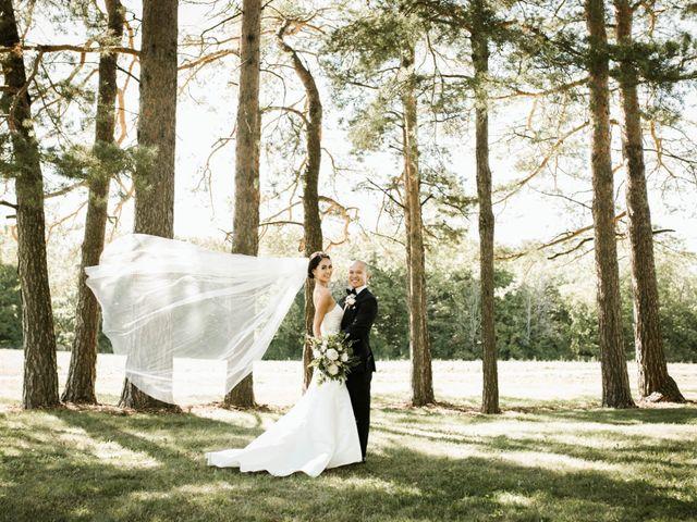 Quang and Stella's wedding in Tottenham, Ontario 1