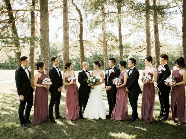 Quang and Stella's wedding in Tottenham, Ontario 3