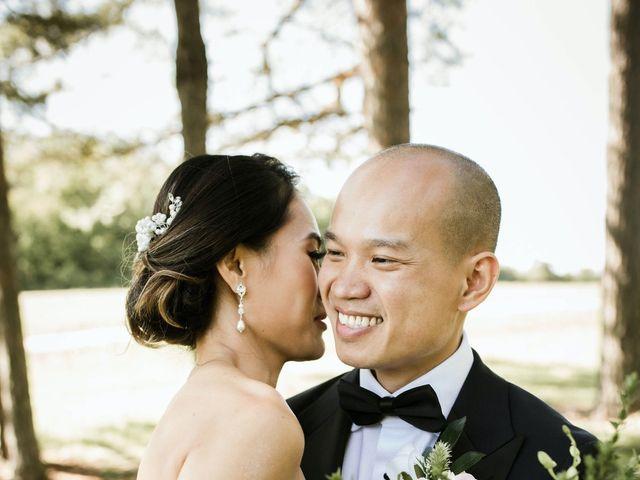 Quang and Stella's wedding in Tottenham, Ontario 5