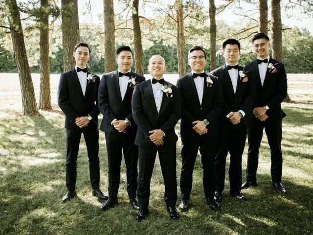 Quang and Stella's wedding in Tottenham, Ontario 7