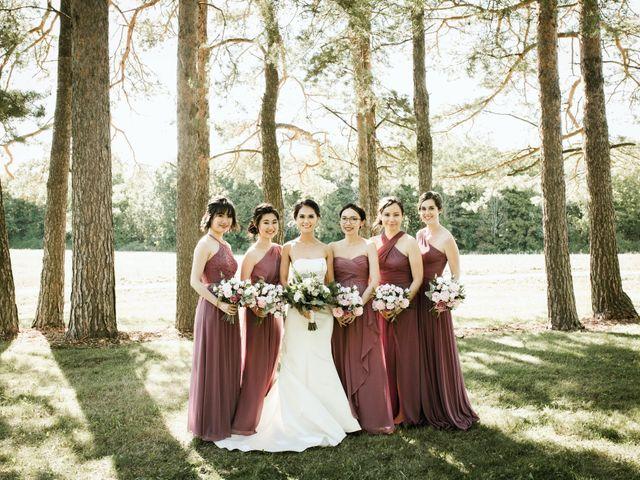 Quang and Stella's wedding in Tottenham, Ontario 8