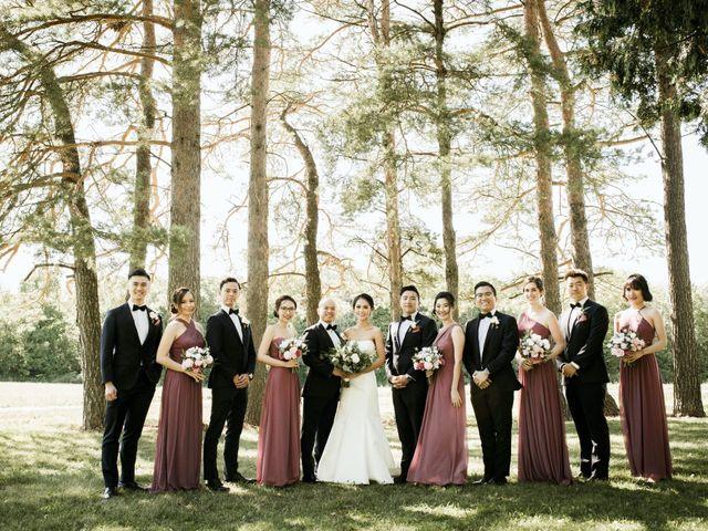 Quang and Stella's wedding in Tottenham, Ontario 9