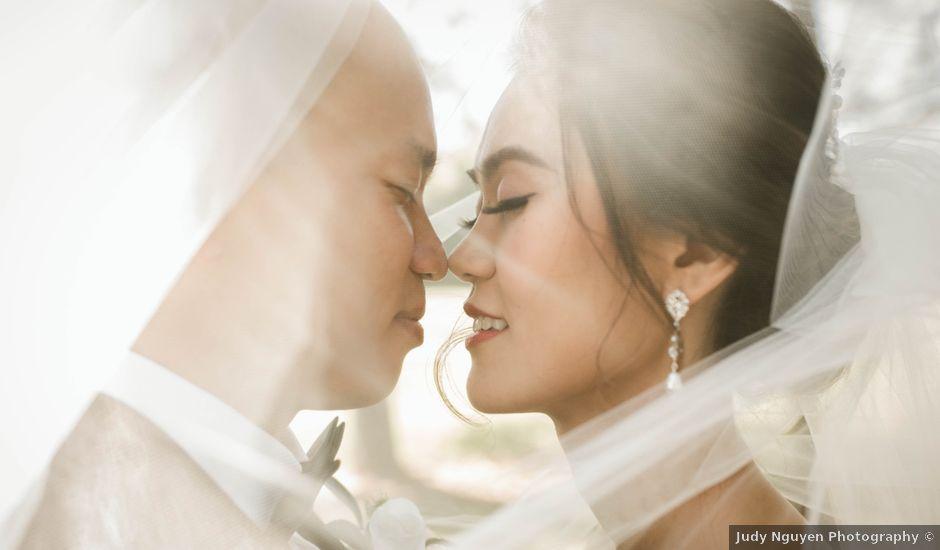 Quang and Stella's wedding in Tottenham, Ontario