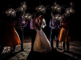 The wedding of Samantha and Samuel 3