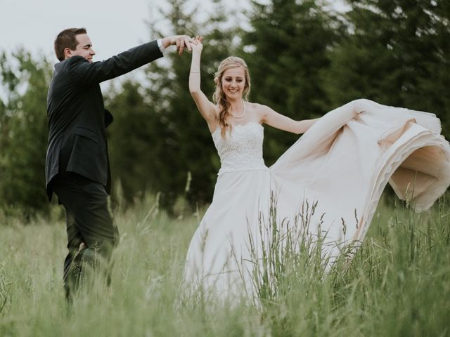 The wedding of Emily and Nate