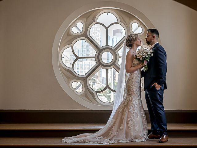 Richard and Tiffany's wedding in Mississauga, Ontario 4