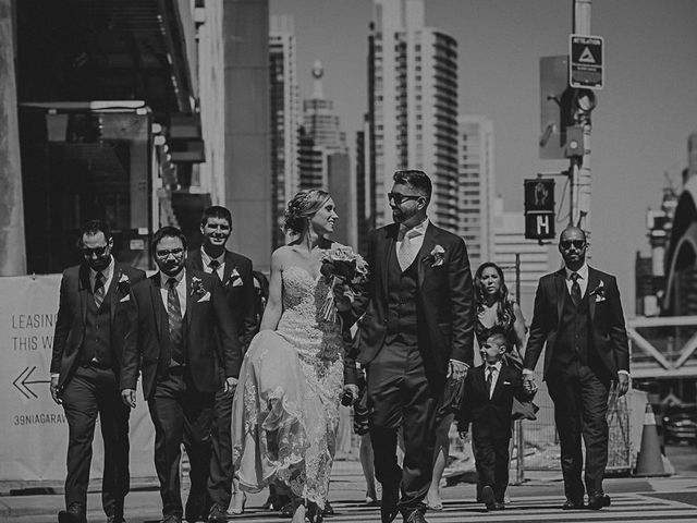 Richard and Tiffany's wedding in Mississauga, Ontario 1