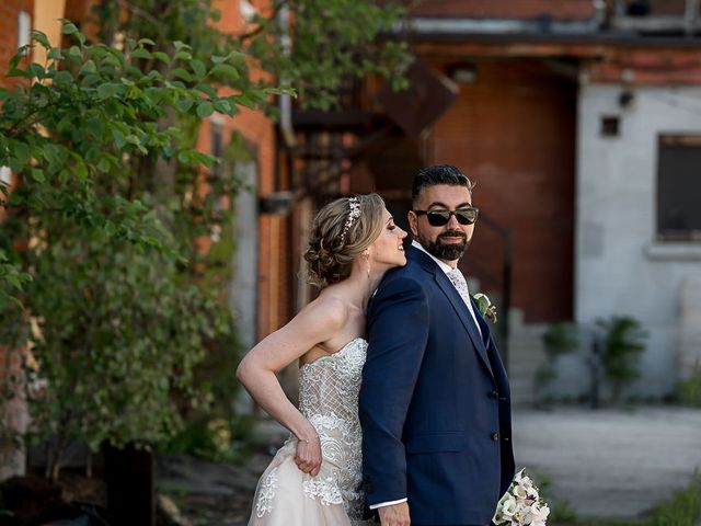 Richard and Tiffany's wedding in Mississauga, Ontario 7