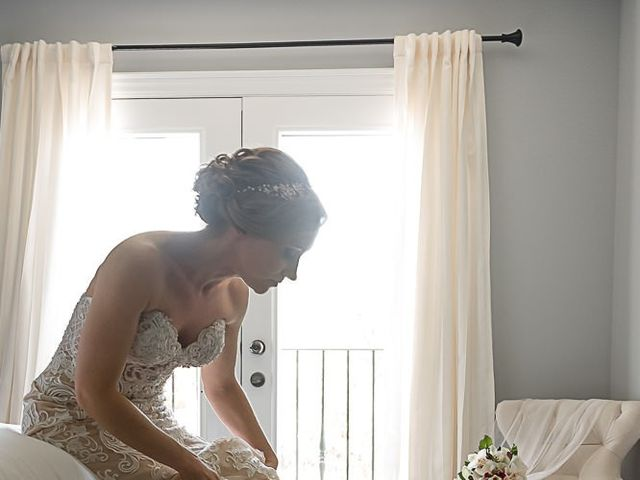 Richard and Tiffany's wedding in Mississauga, Ontario 10