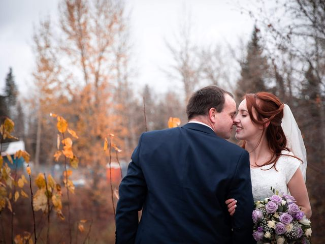 The wedding of Samantha and Samuel
