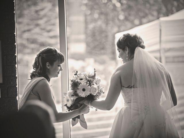 Gabe and Michelle's wedding in Edmonton, Alberta 5