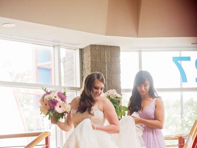 Gabe and Michelle's wedding in Edmonton, Alberta 9