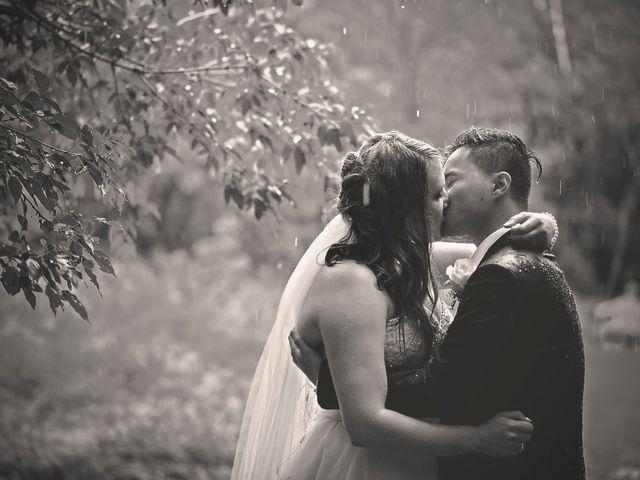 Gabe and Michelle's wedding in Edmonton, Alberta 15