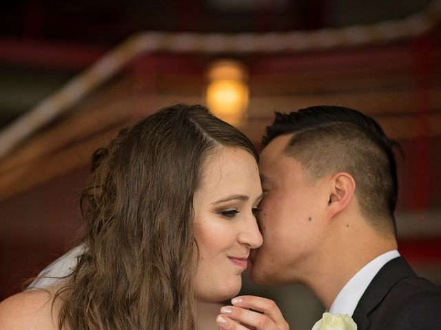 Gabe and Michelle's wedding in Edmonton, Alberta 22