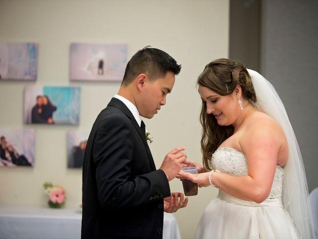 Gabe and Michelle's wedding in Edmonton, Alberta 28