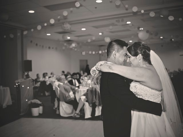 Gabe and Michelle's wedding in Edmonton, Alberta 31