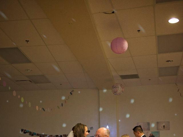 Gabe and Michelle's wedding in Edmonton, Alberta 32