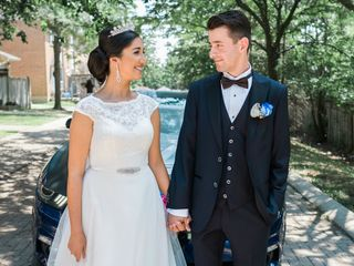 The wedding of Zuhal  and Ridvan  2