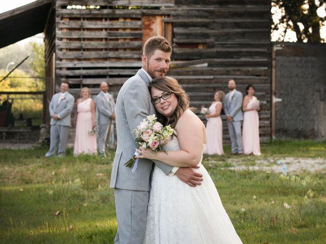 Justin and Jamie-Lee's wedding in Kelowna, British Columbia 2