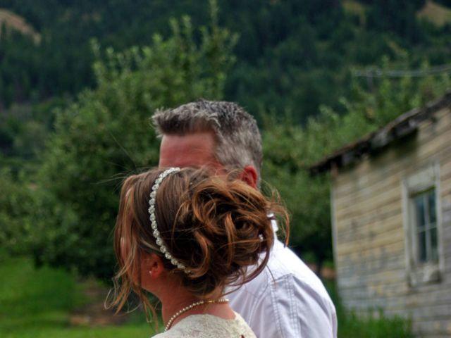 Karyn and Ryan's wedding in Vernon, British Columbia 5