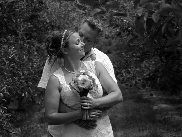 Karyn and Ryan's wedding in Vernon, British Columbia 9