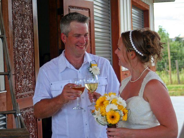 Karyn and Ryan's wedding in Vernon, British Columbia 10