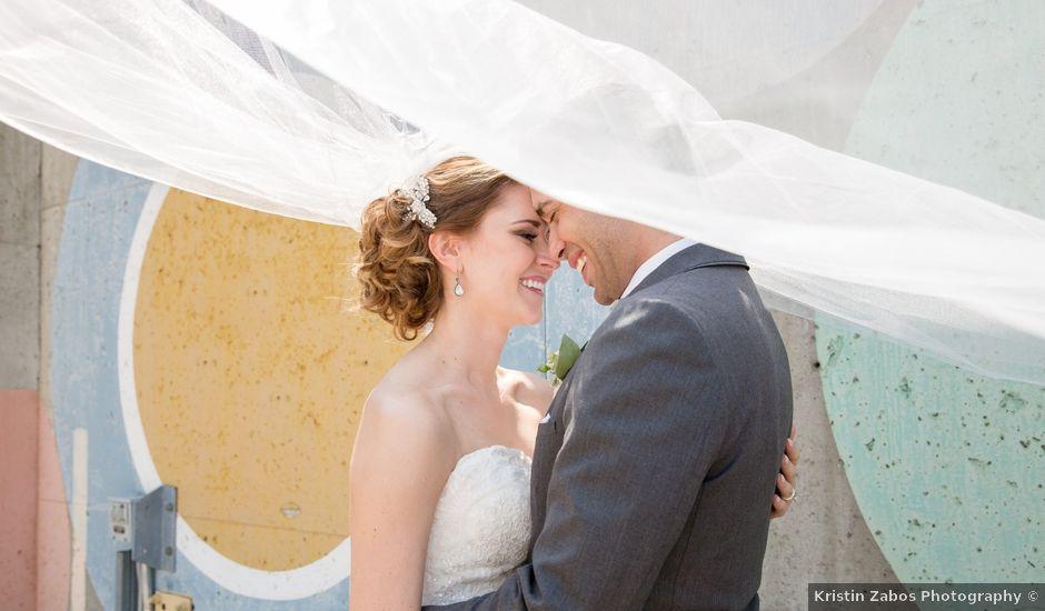 Landon And Nicole's Wedding In Edmonton, Alberta