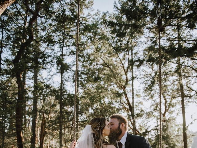 Dylan and Jenna's wedding in Victoria, British Columbia 2