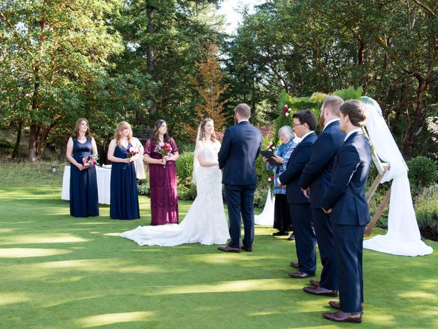 Dylan and Jenna's wedding in Victoria, British Columbia 21