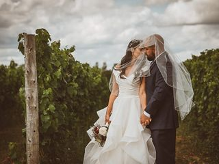 The wedding of Demi and Tyler