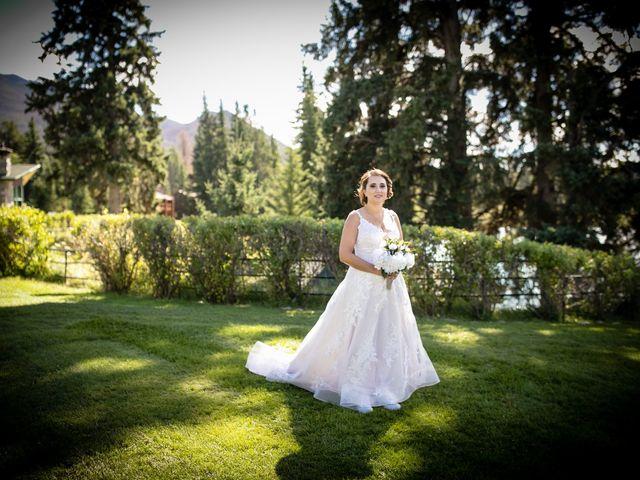 Justin and Angeline's wedding in Jasper, Alberta 5
