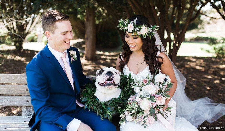 Citare And Mckale's Wedding In Burlington, Ontario