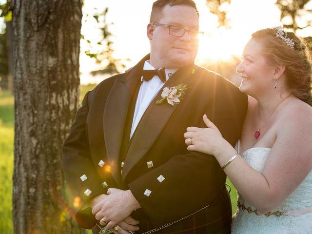 Richard And Alyssa's Wedding In Edmonton, Alberta