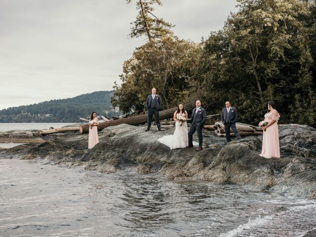 Devin and Stephanie's wedding in Victoria, British Columbia 18